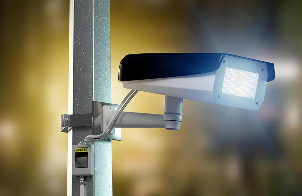 Luminile de exterior – cheia securității afacerii tale