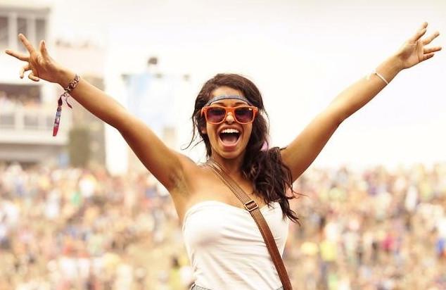 Cum să rămâi în siguranță la orice festival